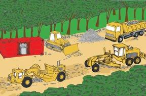 MINOTAUR® 20ft. Tankstellencontainer - Straßenbau