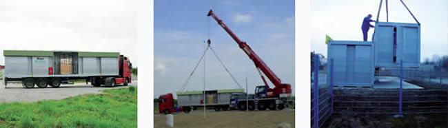 MINOTAUR® Tankstellencontainer