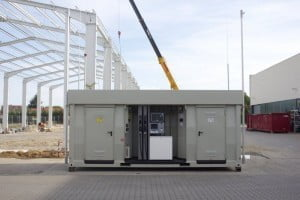 portable gas station container Caracas - Car 20 ft 01