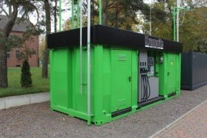 portable gas station container Caracas - Car 20 ft 06