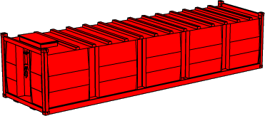 Storage tank containers
