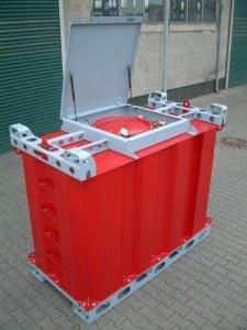 IBC-Lagertank