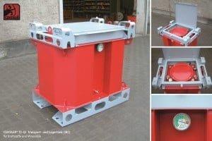 Transporttank-IBC