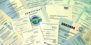 Zulassungen der Krampitz Tanksystem GmbH