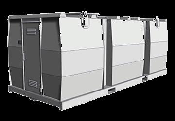 KTD-F Storage Tank