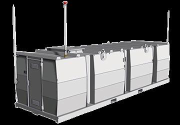 KTD-F-TI Storage Tank