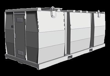 KTE-F Storage Tank