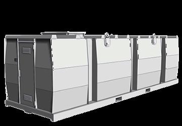 KTE-F-TI Storage Tank