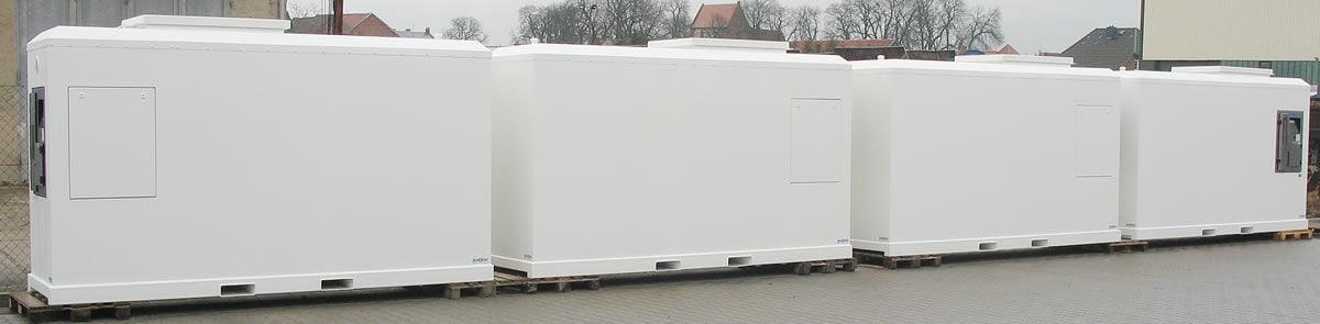 Urea Storage Containers