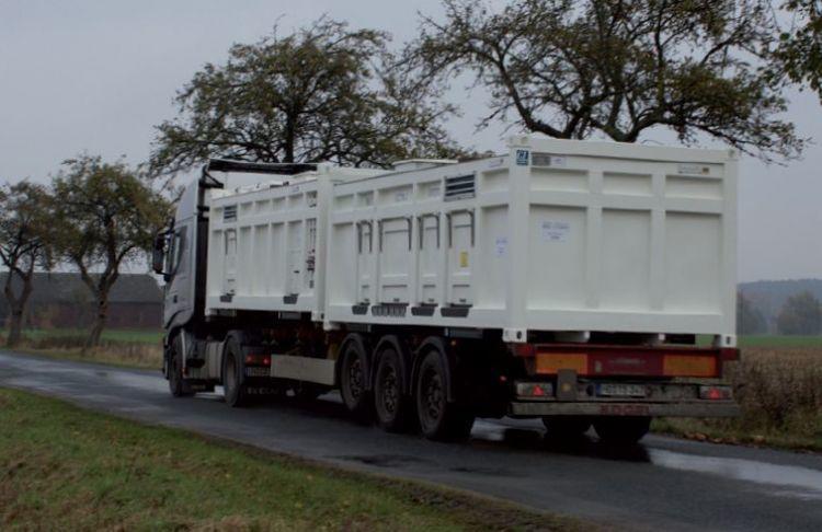 Lube skids & Fuel Skids: einfacher Transport