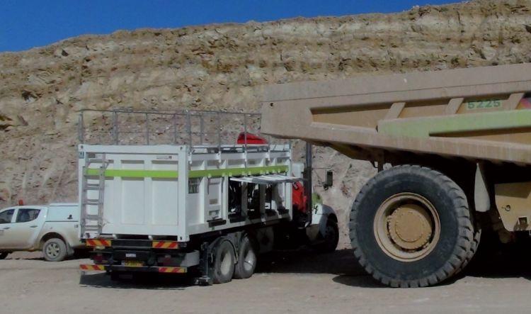 mining-dumper-service