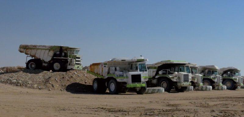 Lube Skids & Fuel Skids: mobile Tankstelle Bergbau