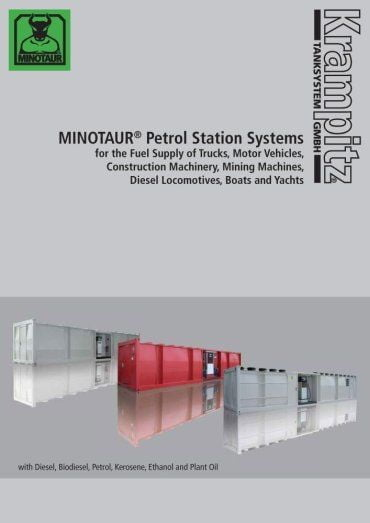 Petrol Station Systems for the Fuel Supply