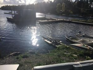 petrol station for boats in sweden