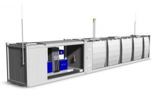 Krampitz Tankstellencontainer Universal