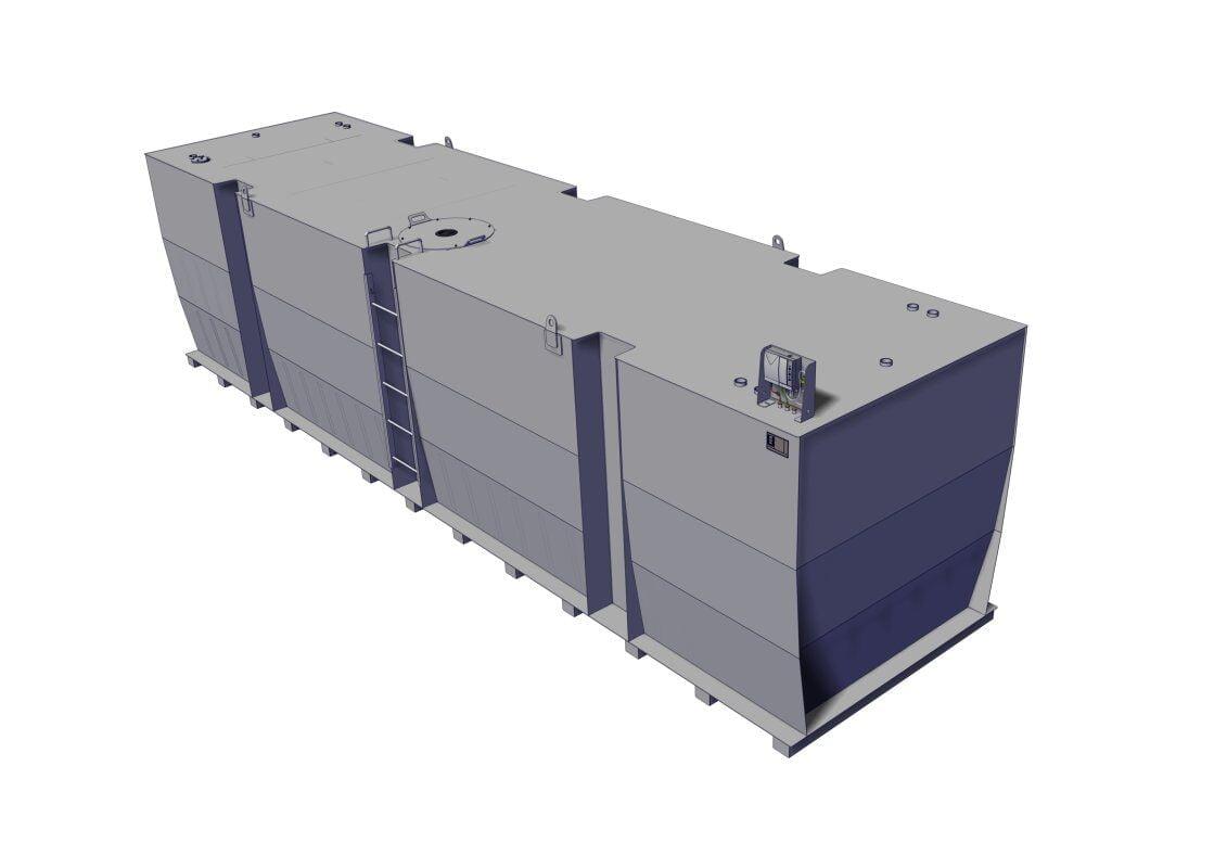 Ktd Storage Tank Double Wall