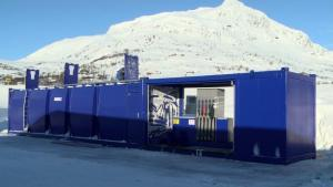 Krampitz Universal tank container Norway
