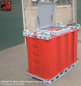 CENTAUR XL IBC transport tank