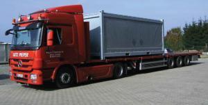 CENTAUR transport flat truck