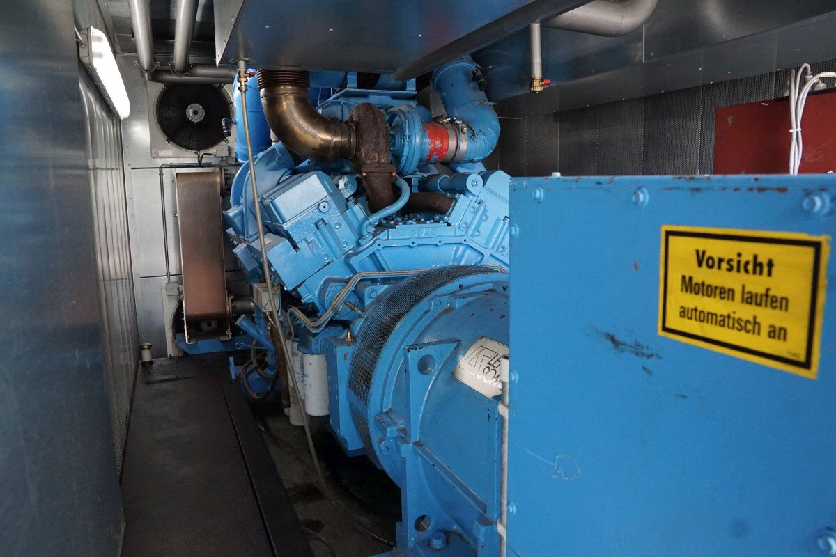 Ölversorgungsanlage für Verbrennungsmotoren