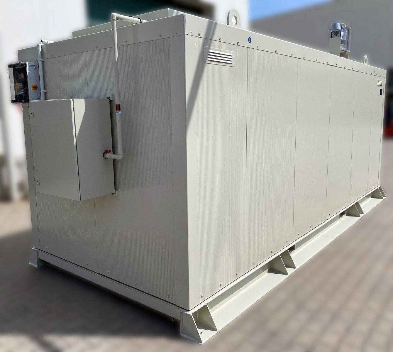 Krampitz KTD-F Lagertank, Diesel, 20.000 Liter