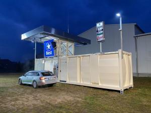 Die Zukunft der Tankstellen – Krampitz Tankstellencontainer
