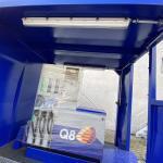 KCU-UNIVERSAL Tankstellen Dispenser