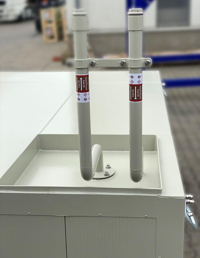flacher Tankcontainer mit Thermoisolierung zum Aufbau von Maschinencontainern (7)