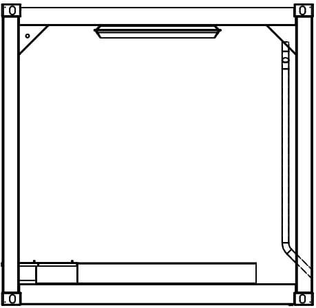 Krampitz - offene Plattform 10ft