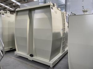 doppelwandige Highcube Lagertanks für Großkraftwerke